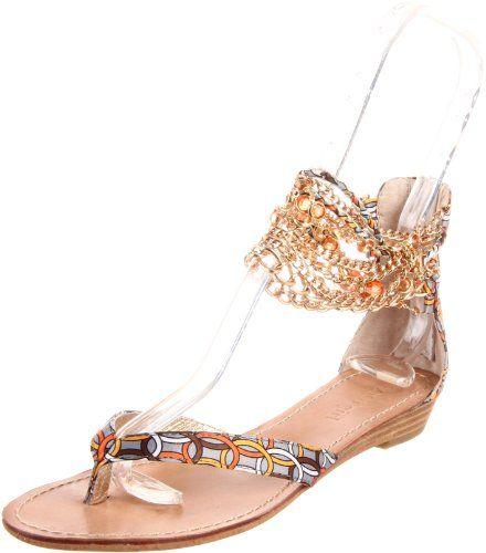 ZiGiny ZiGiny Women's Makeup Sandal List Price:$149.95 Price:$112.46 & FREE Shipping
