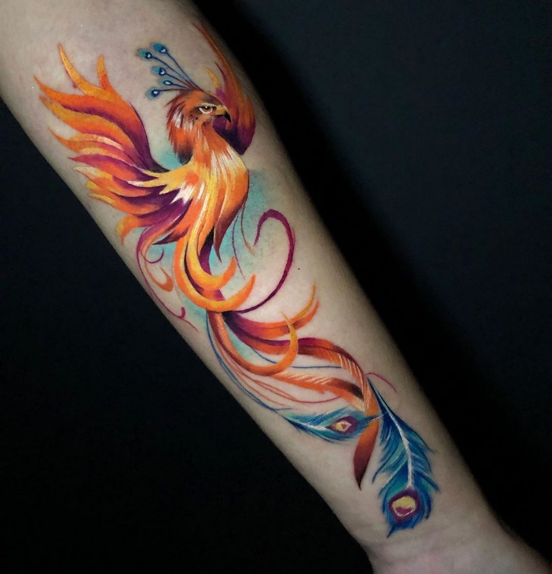 58 Ideas Phoenix Bird Tattoo Symbolic Beauty Best 58 Ideas Phoenix Bird Tattoo Symbolic Beauty In 2020 Phoenix Bird Tattoos Phoenix Tattoo Phoenix Tattoo Design