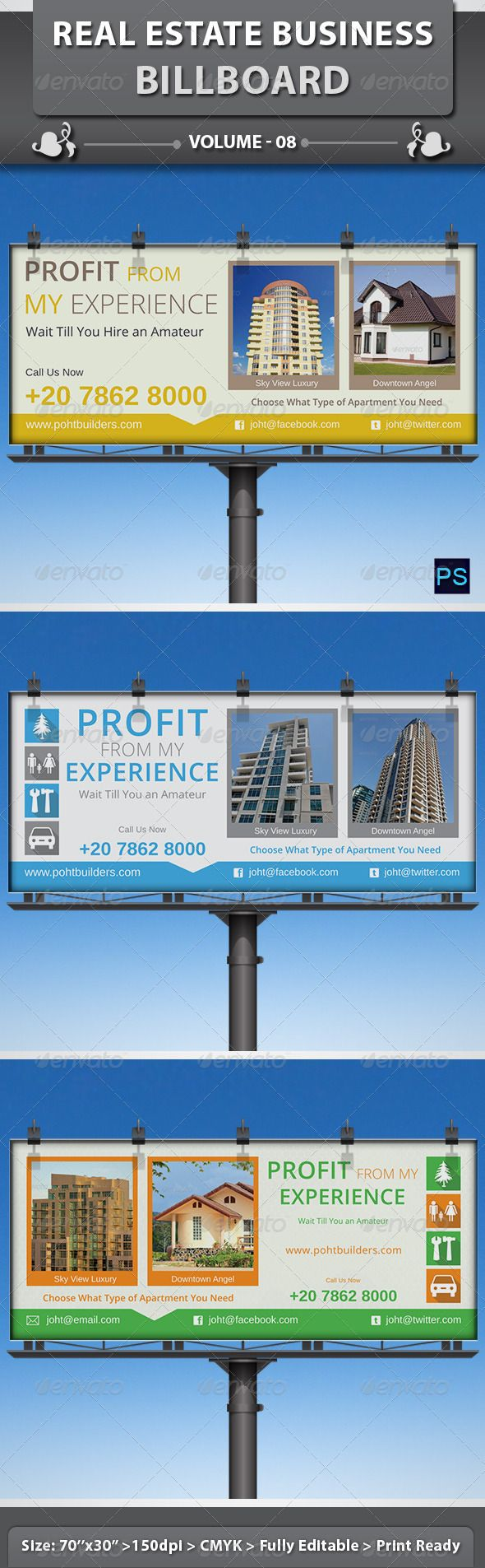 Real estate billboard design samples - Sofi Refinance Your Student Loans Pre Finance Your First Film Billboard Cool Billboards Pinterest Signage