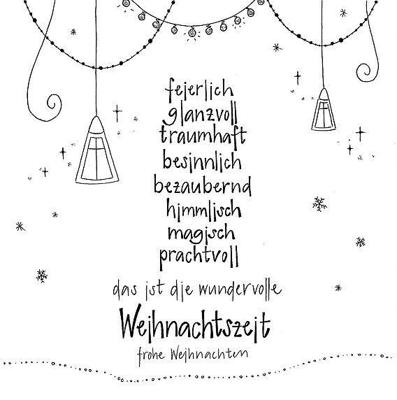 herzensgruesse mit handgemachten karten freude verschicken weihnachtskarten weihnachten