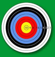 Image Result For Archery Score Sheet Template Archery Target Archery Olympic Archery