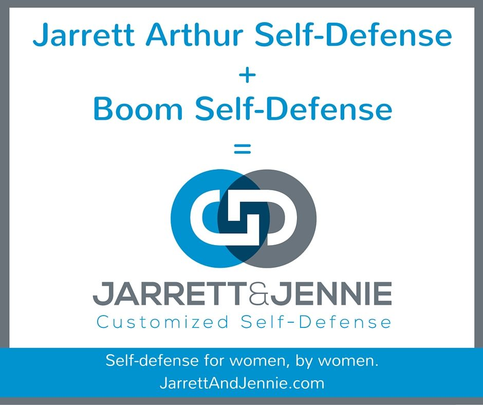 (drumroll please) WE ARE LIVE at www.JarrettAndJennie.com! Strong as individuals, dominant as partners.  We are now officially Jarrett & Jennie Self-Defense. Wahoo! Yay! Yippee!  This fusion has been a long time in the making. We want to thank each and every one of you for supporting us, and for helping us pursue our dream of a world in which every woman and child feels powerful, in control of their body, their safety and their wellness, and full of self-worth.