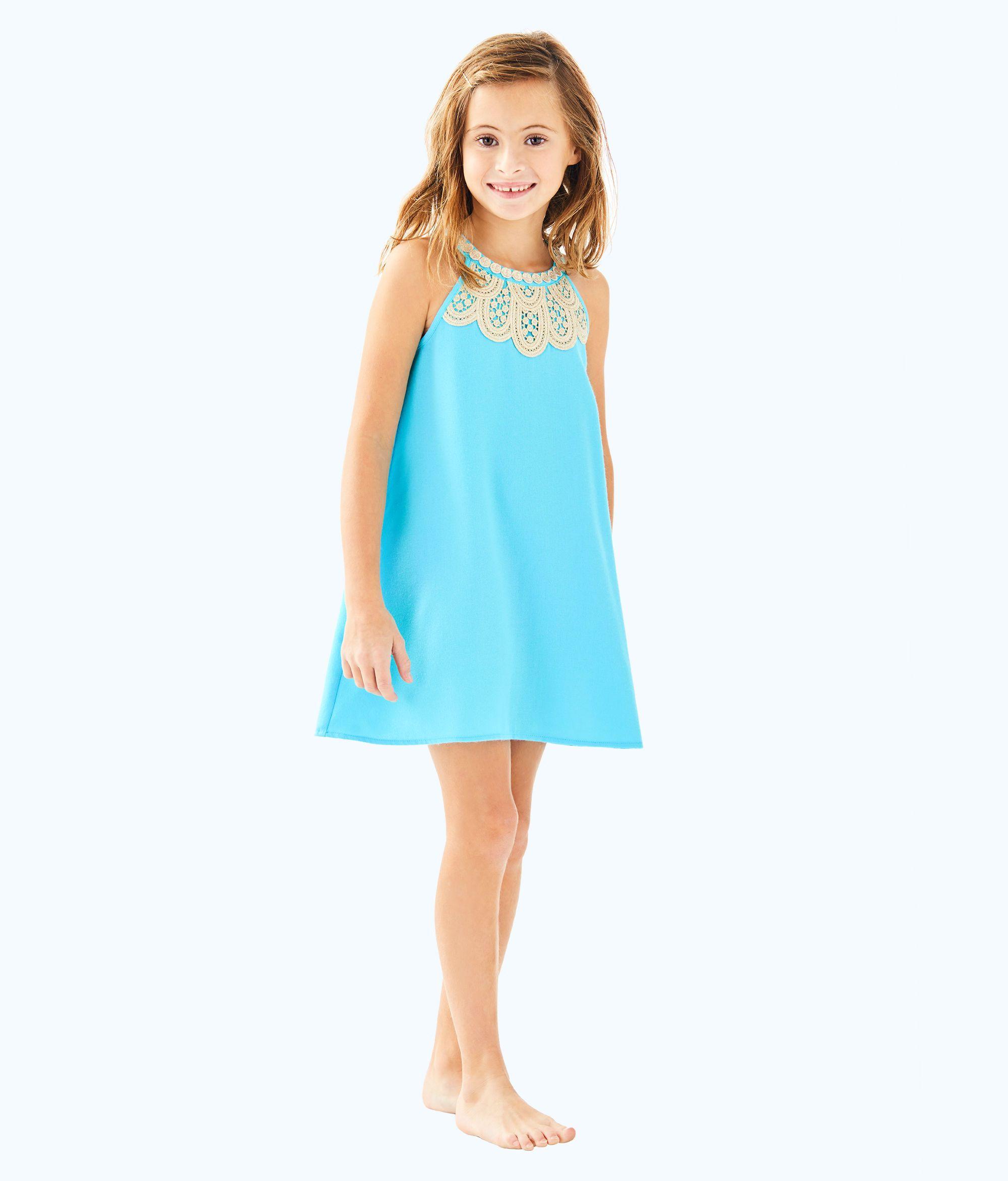 Girls mini pearl shift 28795 lilly pulitzer little