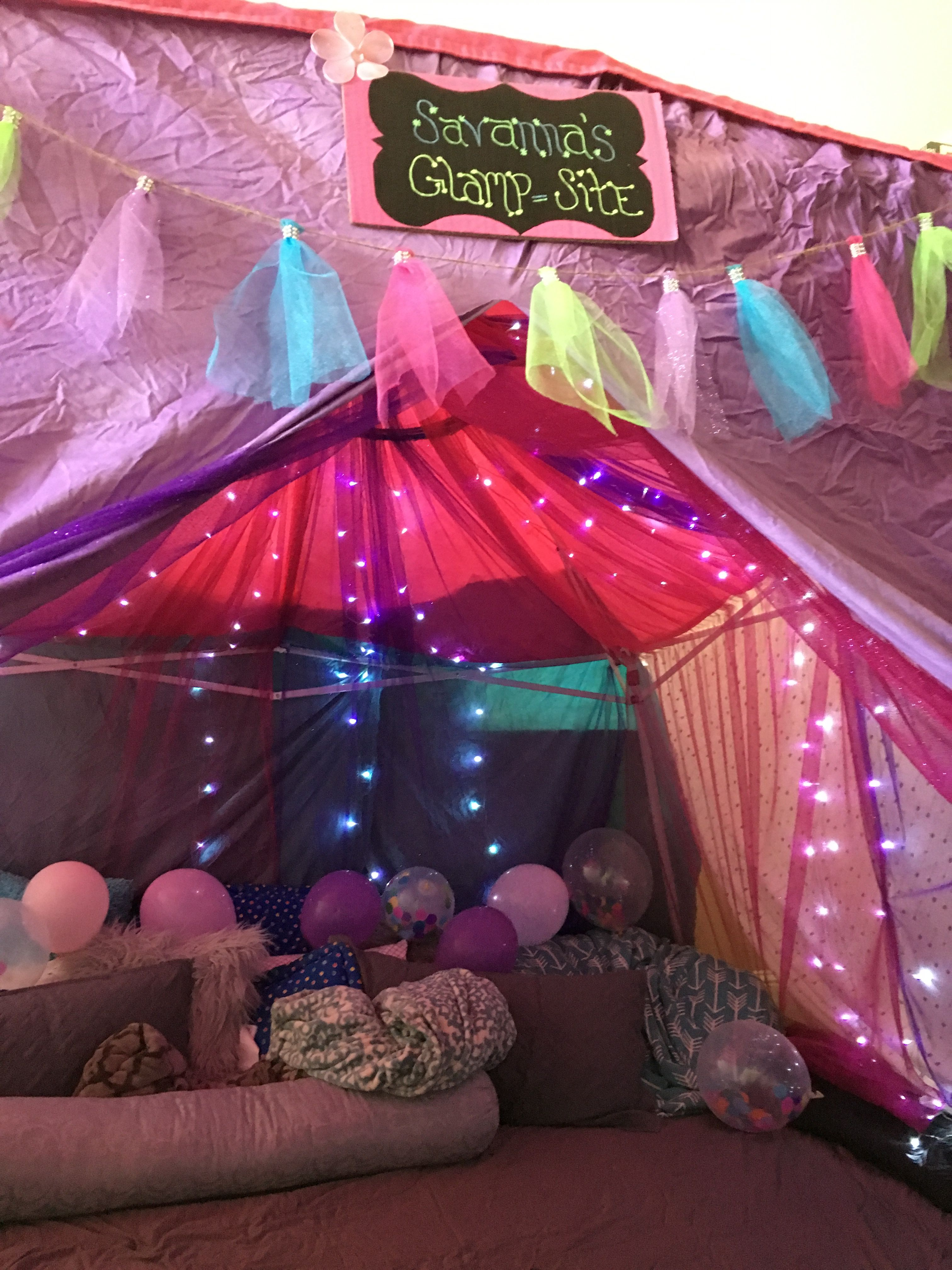 Girls Birthday Party Ideas Sleepover Image By Robyn