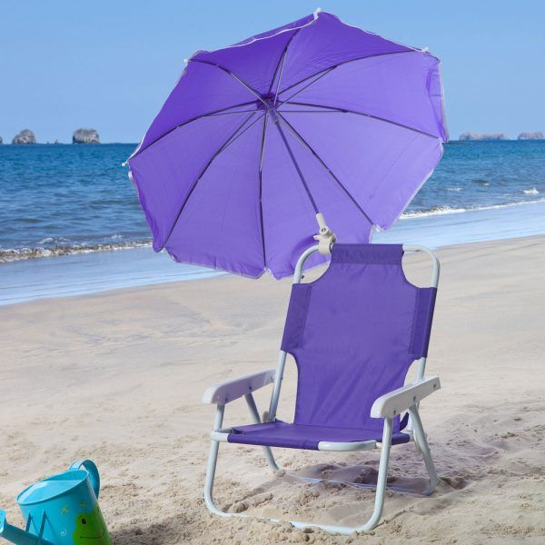 Childrenu0027s Beach Chair With Umbrella (April & Childrens Beach Chair With Umbrella http://www.buynowsignal.com ...