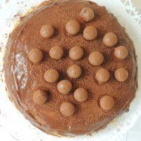 Palacinková torta s čoko-mascarpone krémom | Angie bakes