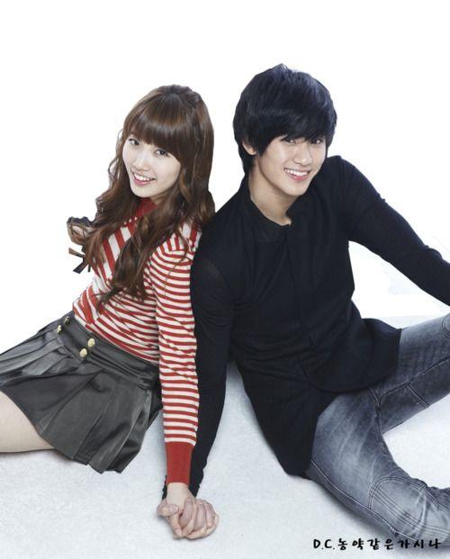 Go Hye Me Suzy Song Sam Dong Kim Soo Hyun In Dream High 3 Dream High Kim Soo Hyun Korean Drama