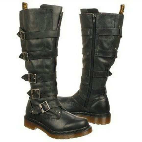 Dr. Martens Phina (Walking Dead Carol) Boots Not for sale