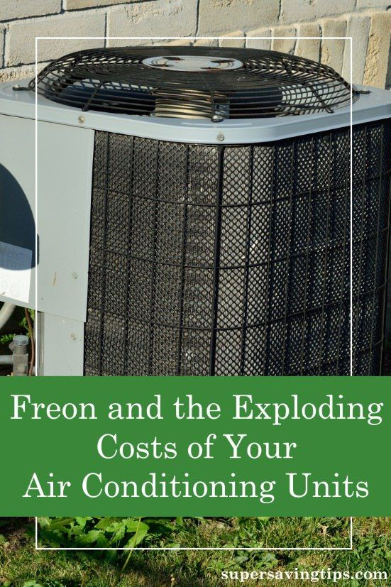 Freon and the Exploding Cost of Your Air Conditioning