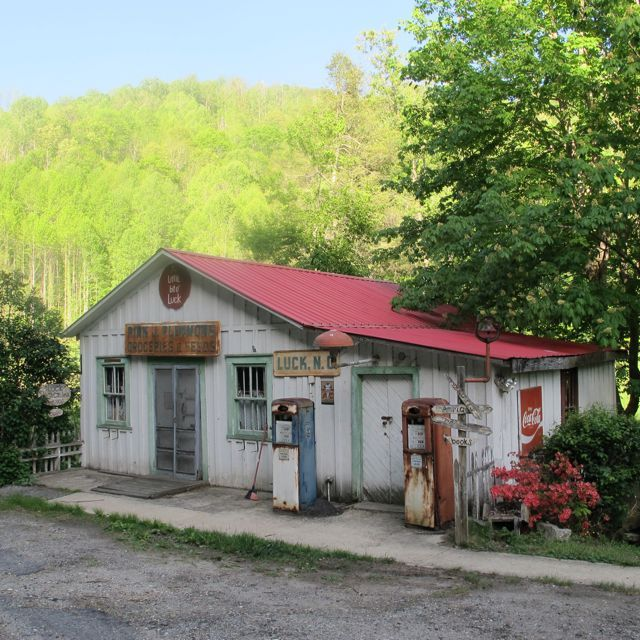 Reisterstown Md Bank Barn With Garage: This Tiny Place Is On A Small Winding Road Outside Of
