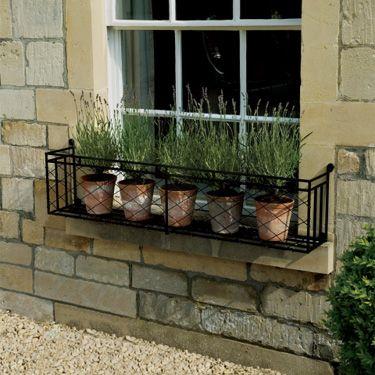 Add Window Boxes!   Garden Requisites