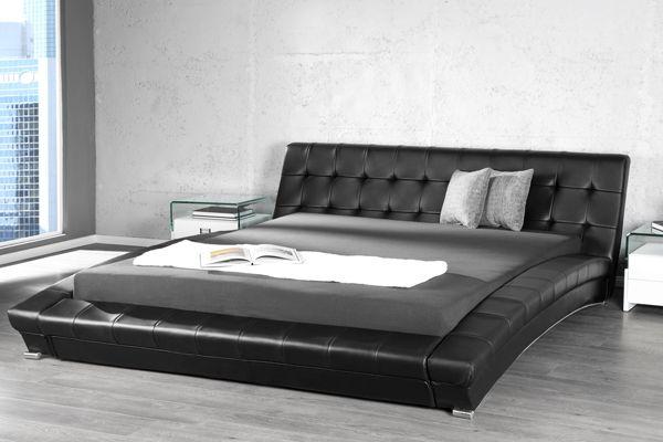 Das exklusive Doppelbett  - schlafzimmer zeichnen