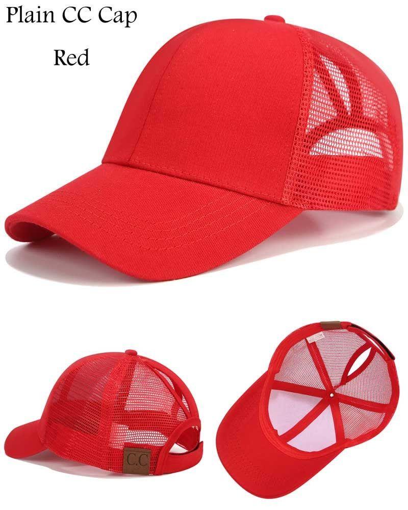e2d6e5ac970 2019 CC Glitter Ponytail Baseball Cap Women Snapback Hat Summer Messy Bun  Mesh Hats Casual Adjustable Sport Caps Drop Shipping - Bestsellinglover