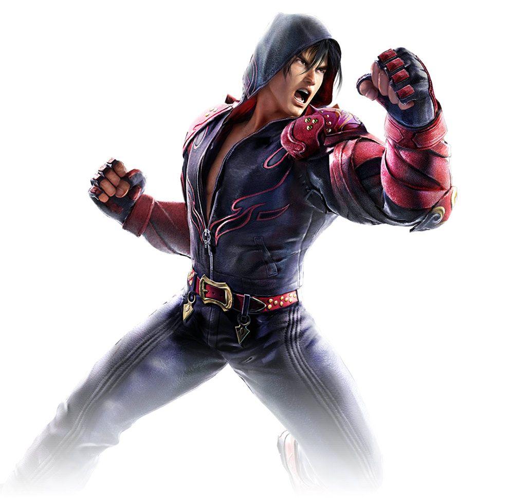 Jin Kazama Alternate Costume Artwork From Tekken Mobile Art Artwork Gaming Videogames Gamer Gameart Jin Kazama Tekken 7 Mobile Art