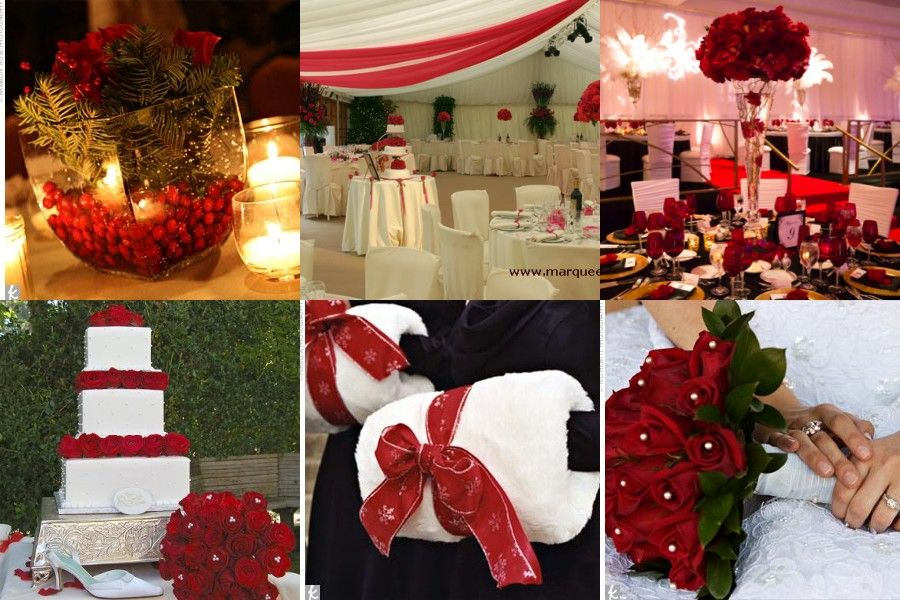 winter wedding decor wedding theme one of these elegant red winter