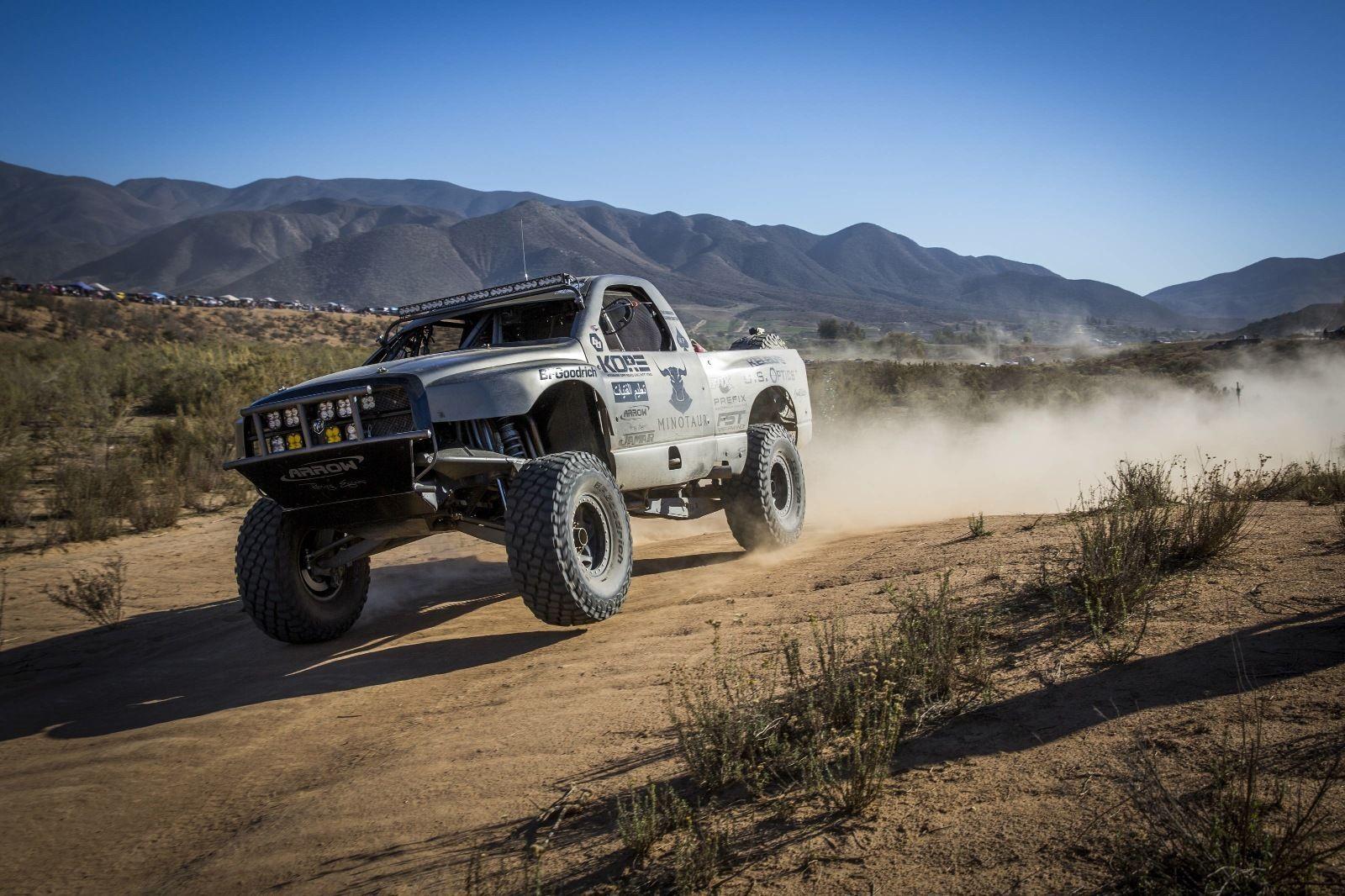 Dodge minotaur truck
