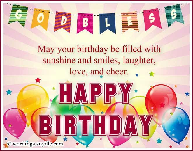 Birthday greeting cards do not have to be extravagant as long as – Happy Birthday Day Cards