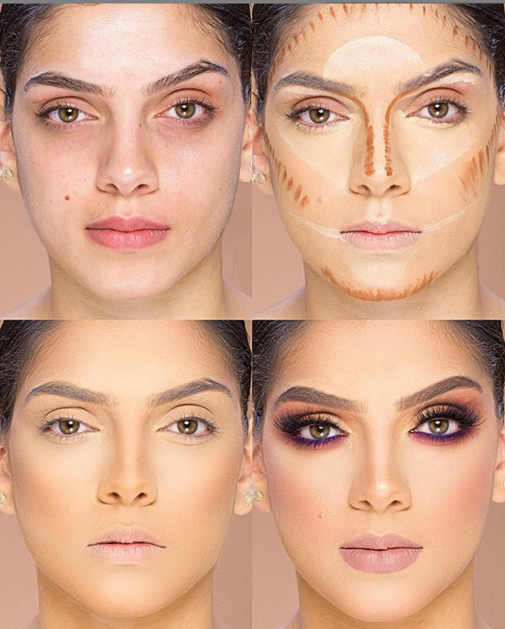 Photo of Read information on makeup looks and trends #makeuponpoint #makeupandnails