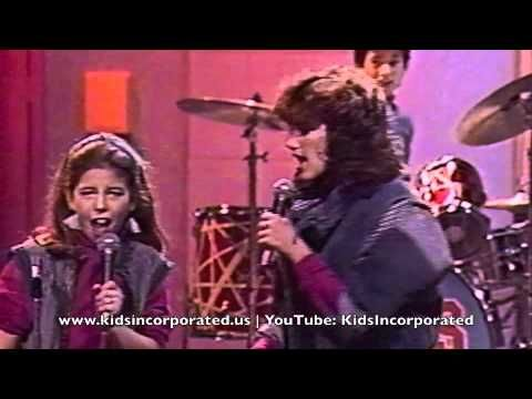 Kids Incorporated Dancing In The Dark 1984 A Fantastic Cover