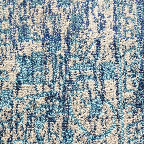 found it at wayfair kumar blue area rug 9x12 380