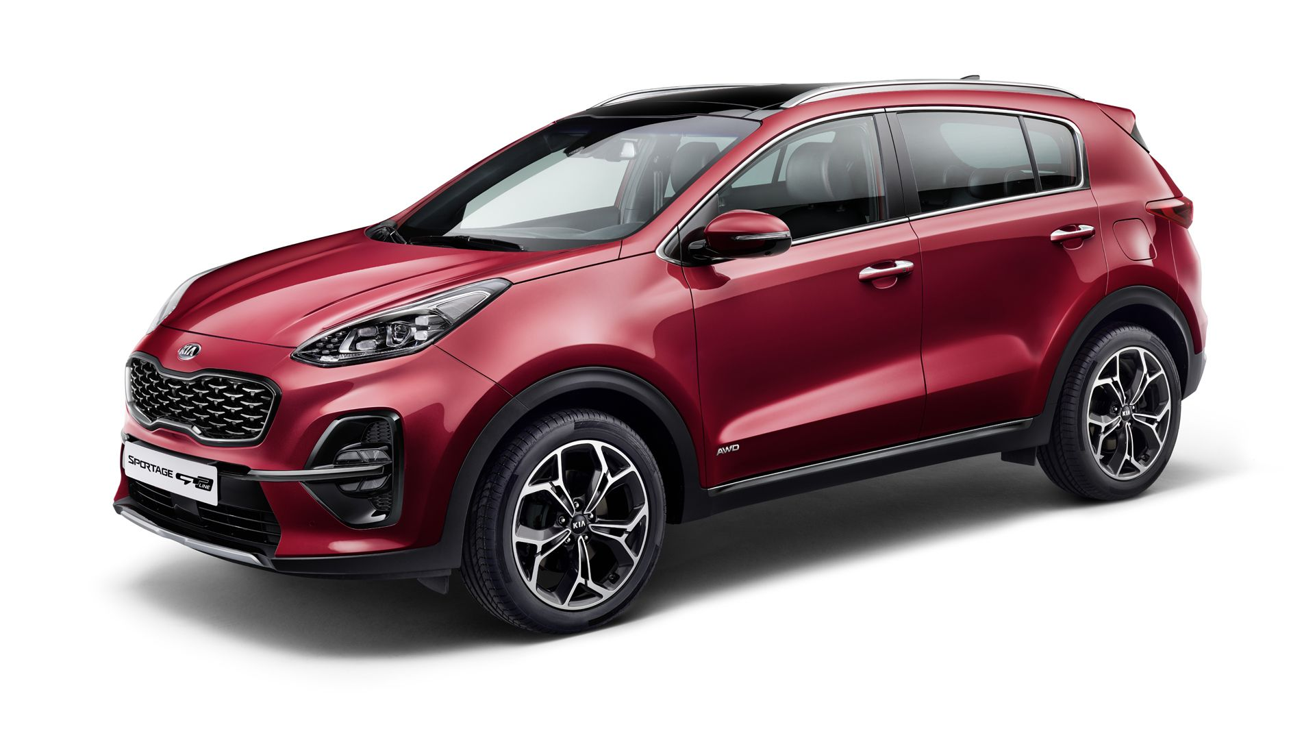 Kia Has Debuted A Facelifted Sportage For Europe But It S The