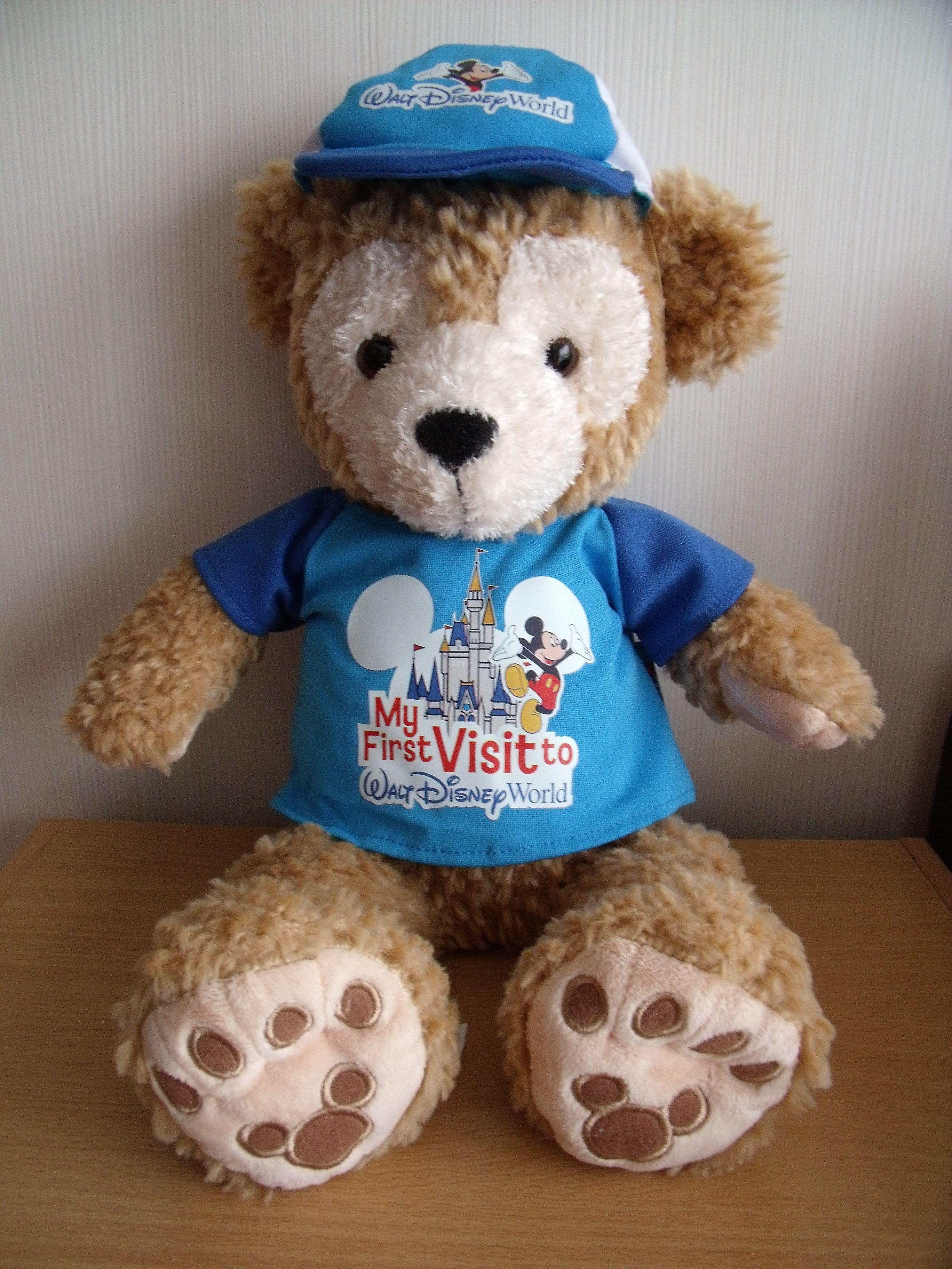 Duffy veut faire croire qu'il est allé à WDW