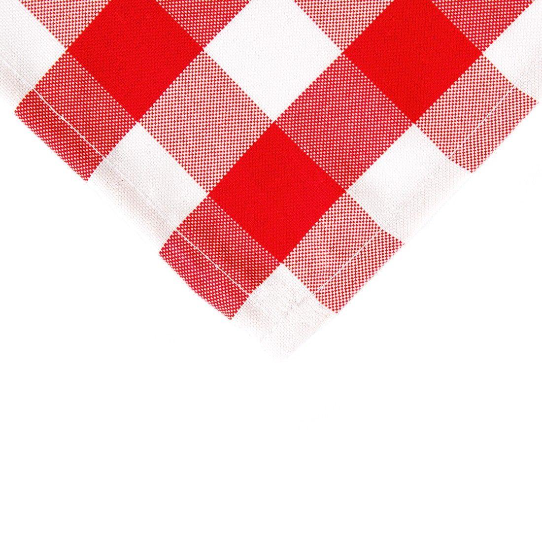 Red Checkered Napkin   Google Search