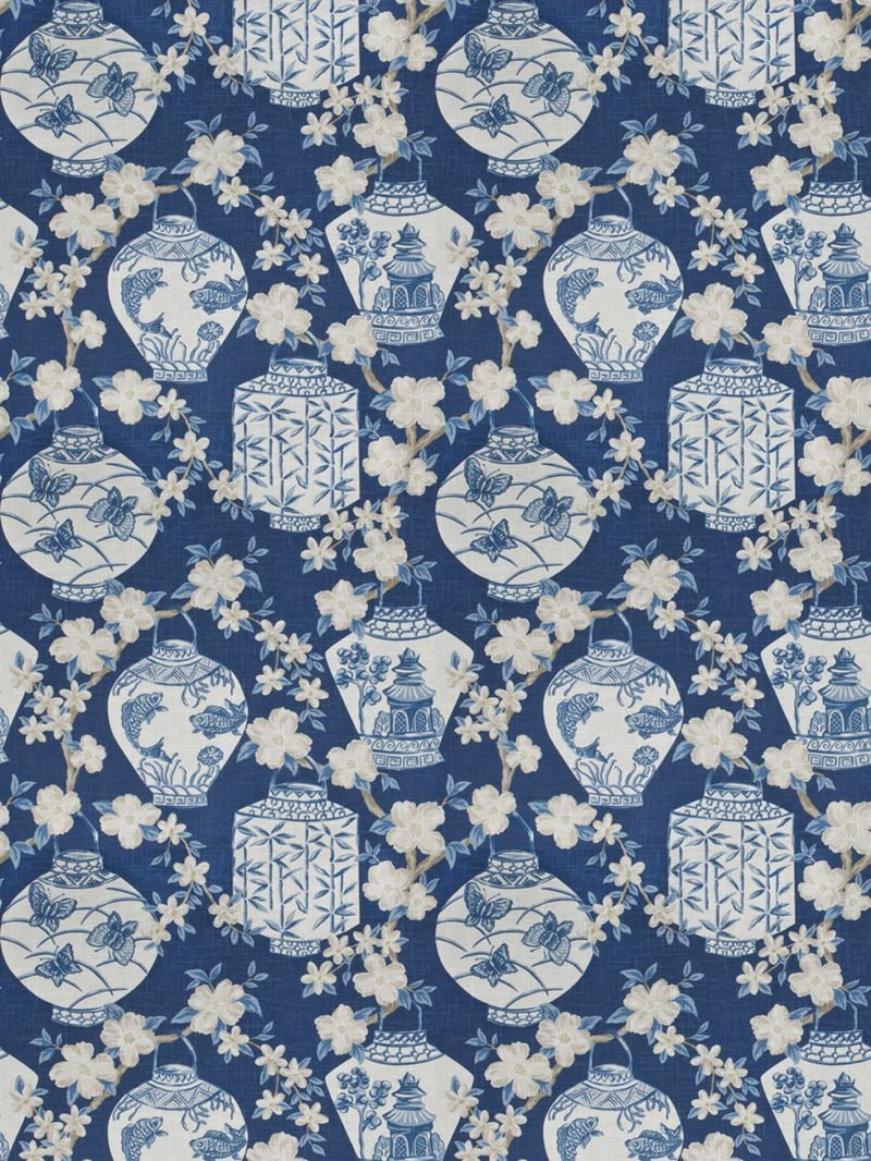 Impeccable Navy Asian Upholstery Fabric By Trend Item 7515202 Pricing And Free Shipping On Fabrics Over 100 000 Designer Patterns