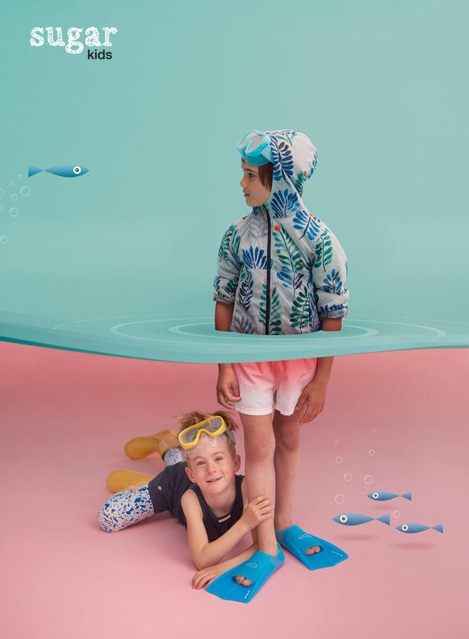 Arnau & Biel from Sugar Kids for Hooligans Magazine by Eva ...