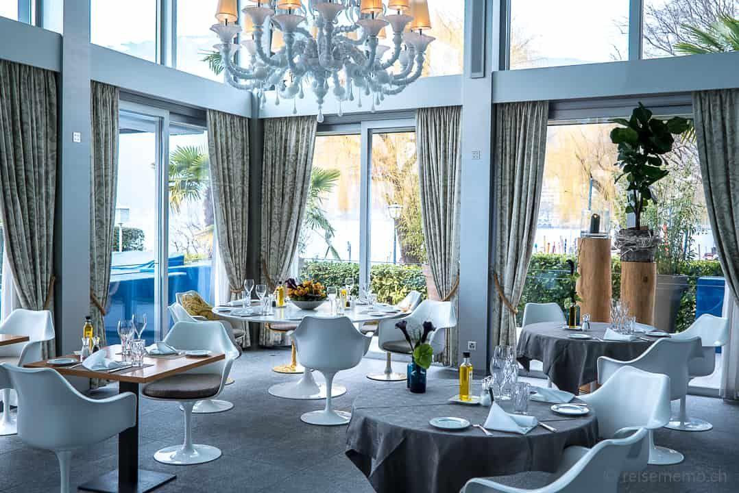 Marina Ascona Restaurant Review Mit Farbeffekt By Reisememo