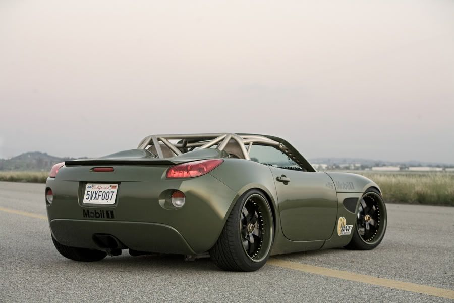 Pontiac Solstice Shame The Pontiac Line Was Discontinued This Is