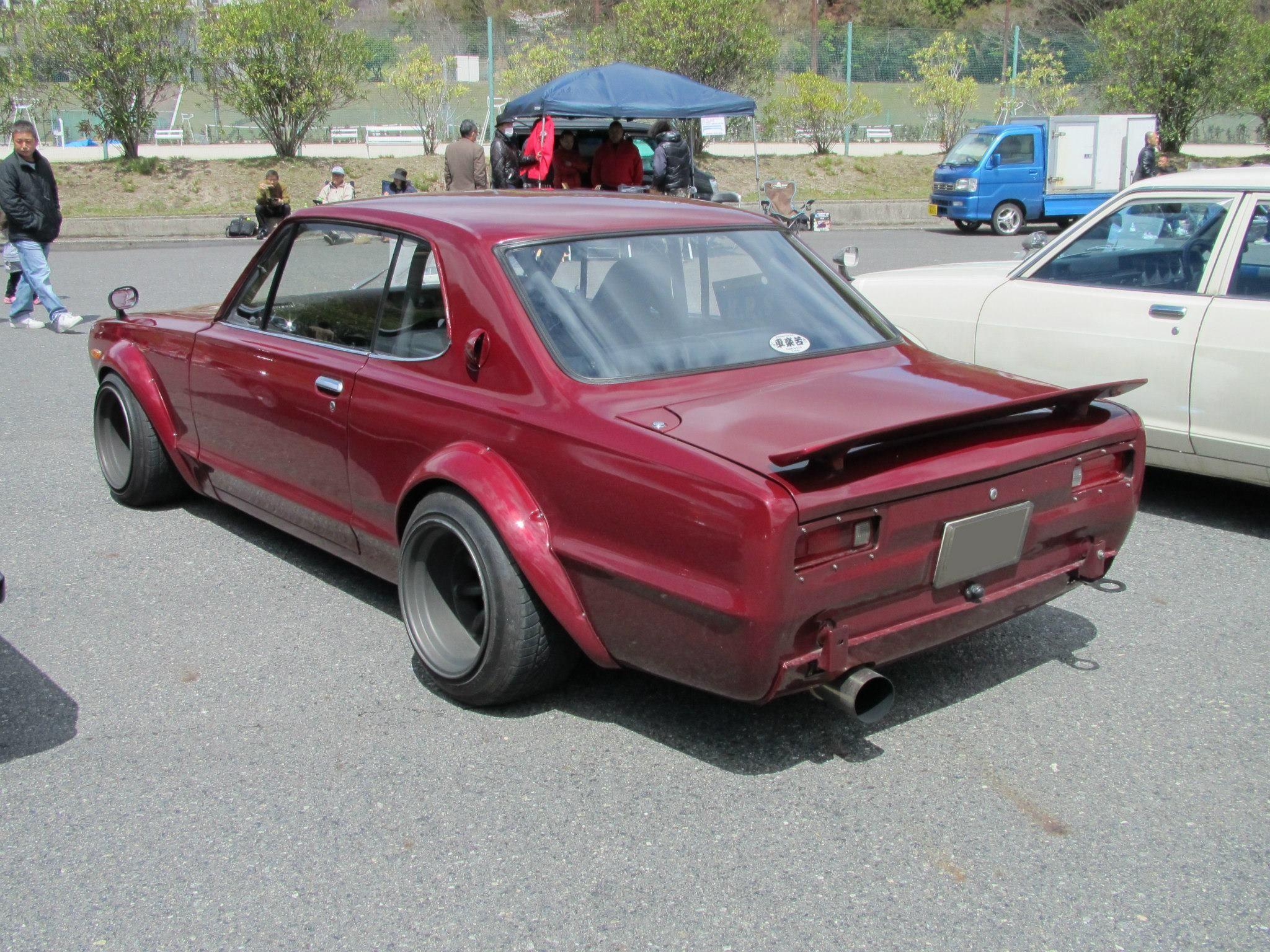 (no title) | Retro cars, Hakosuka gtr, Japanese cars