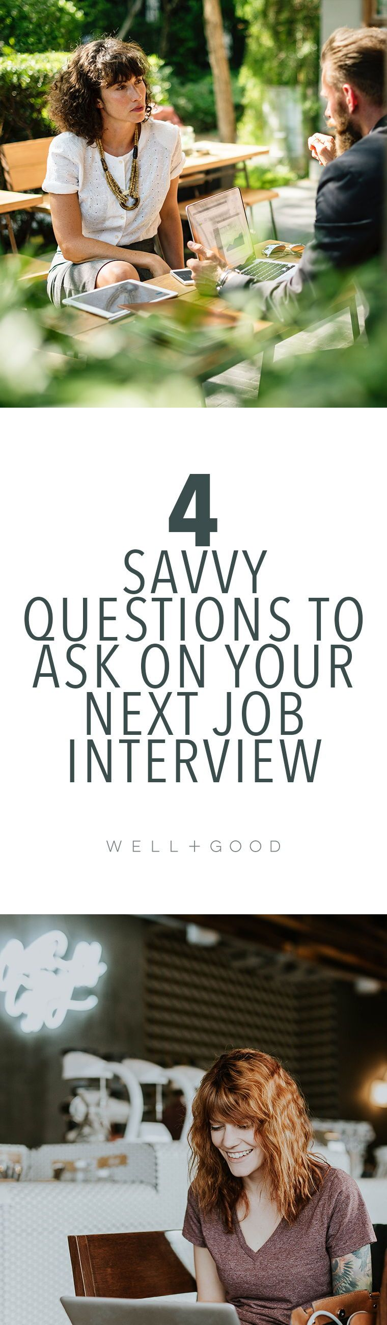 Interviewing for your dream job? 4 savvy questions to ask the hiring ...