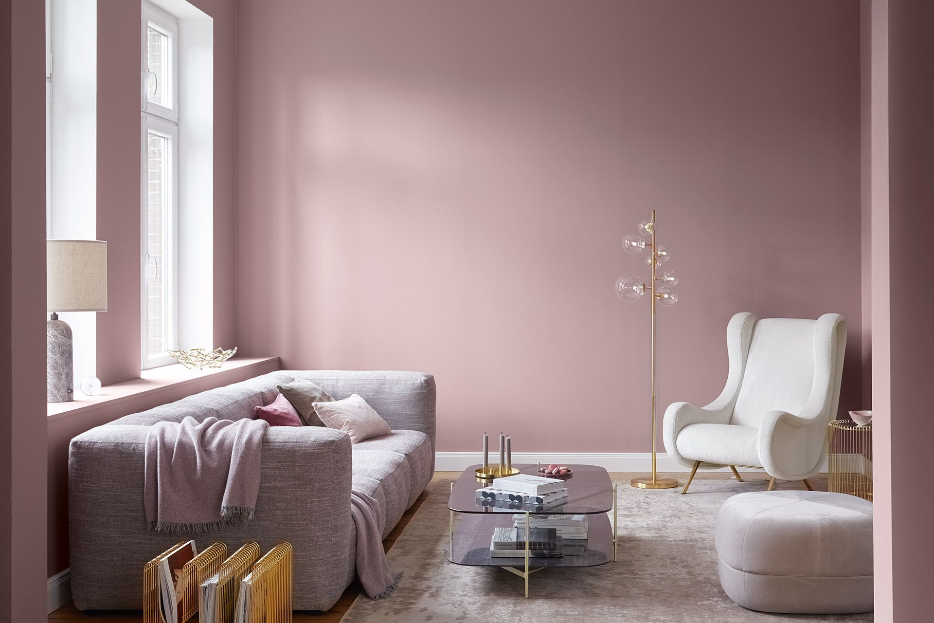 Feine Farben Feine Farben Haus Innenarchitektur Wandfarbe