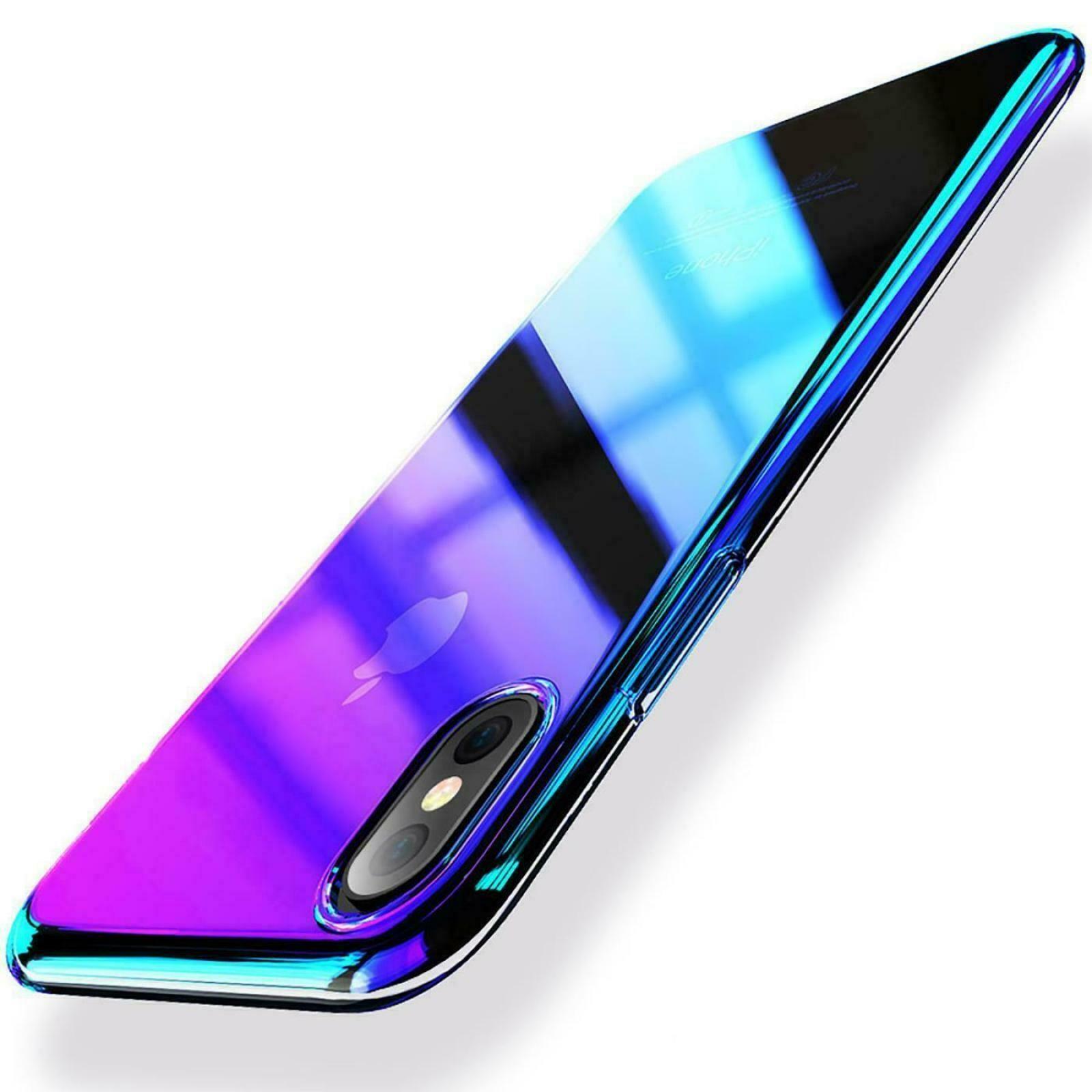 Farbwechsel Handy Hulle Schutzhulle Schutz Case Bumper Slim Back Cover Tasche In 2020 Apple Phone Apple 7 Slim