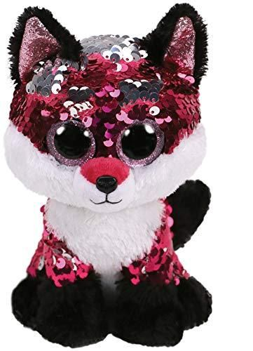 Jewel the Fox Flippable Beanie Boo-Small  be9684e76e88
