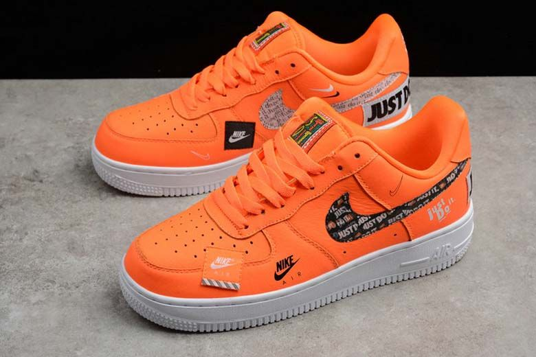 wholesale dealer 890de 43f93 Nike Air Force One Just Do It
