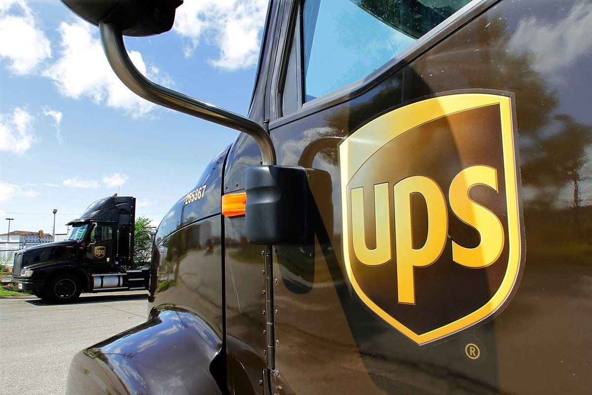 UPS turns in strong Q1 performance. http//bit.ly/2ppJaii