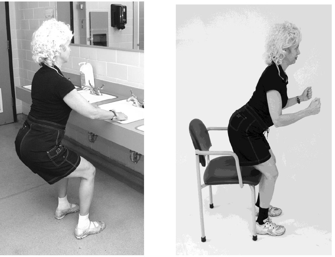 Anterior Hip Replacement Exercises