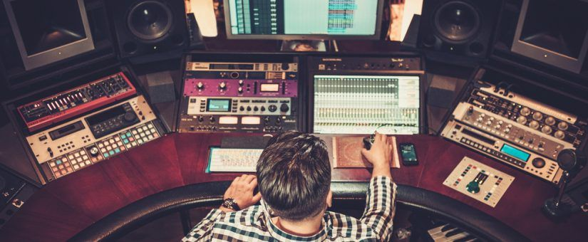 5 audio engineering books for beginners audio books for