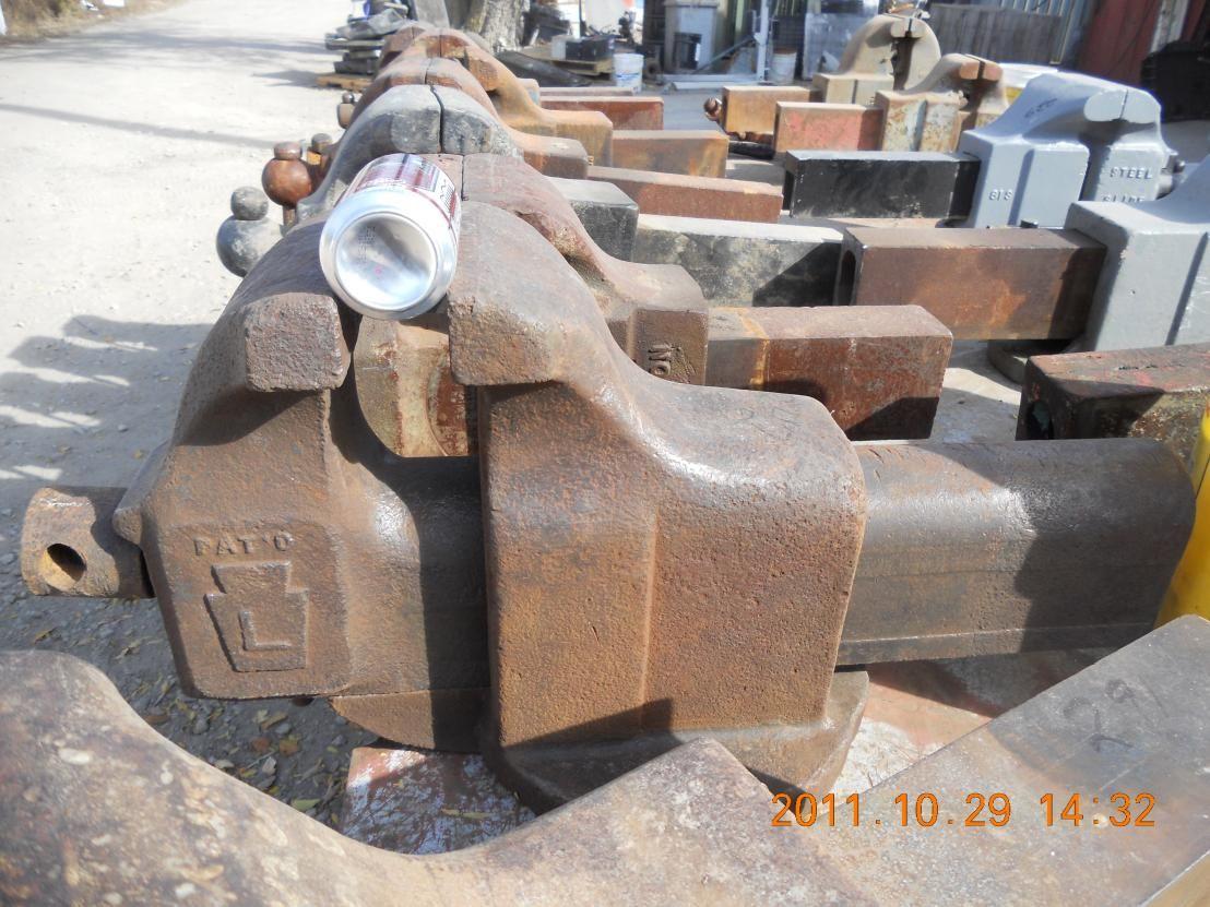 Hollands Keystone Vise 255 Lbs Orig From The Lackawana Railroad Bench Vice Vises Blacksmith Tools
