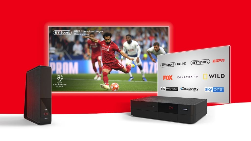 Virgin Has Price Drops And Fab Freebies With Its Broadband And Tv Deals This Week Tv Deals Broadband Tv Sound