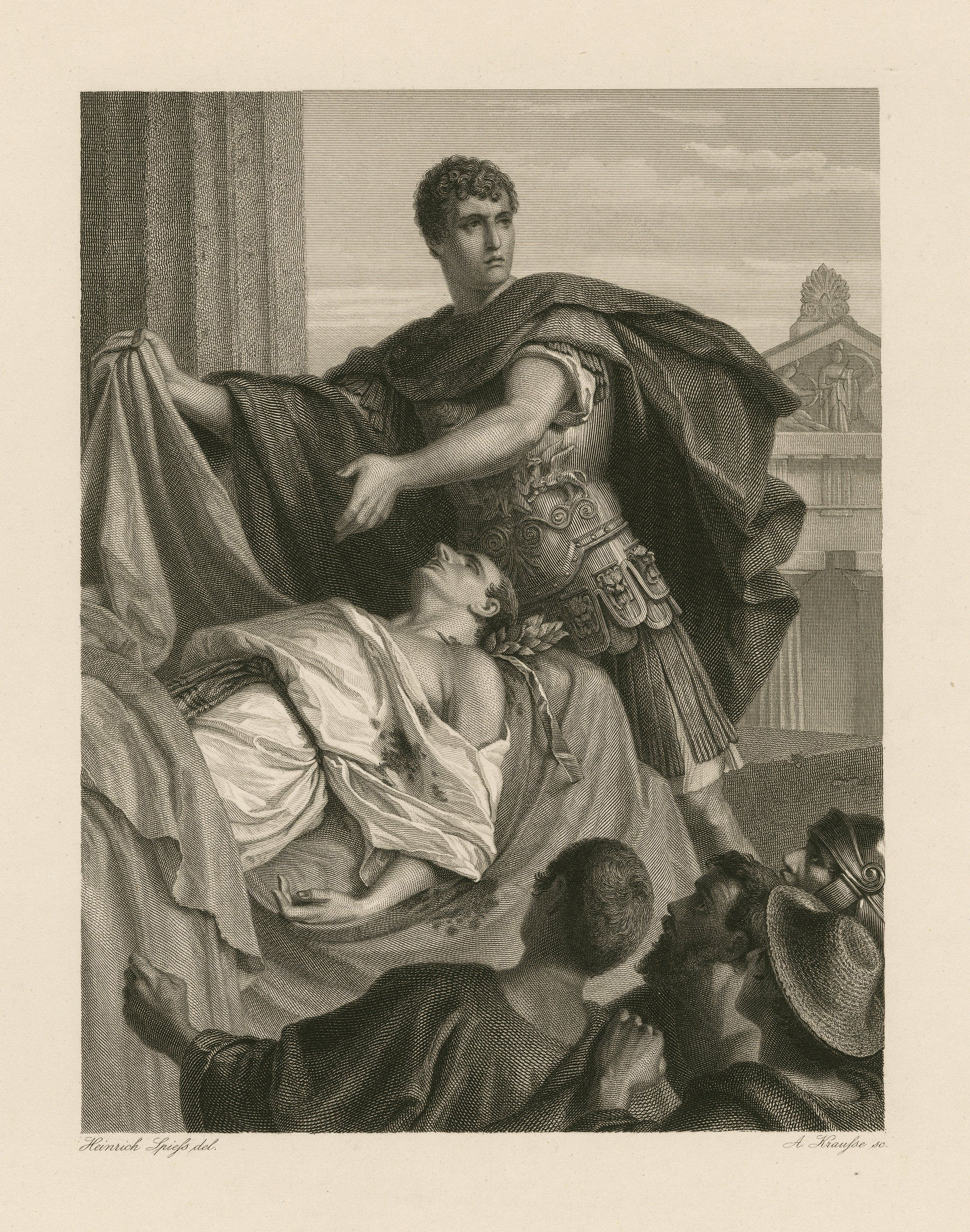 julius caesar study guide answers act 4