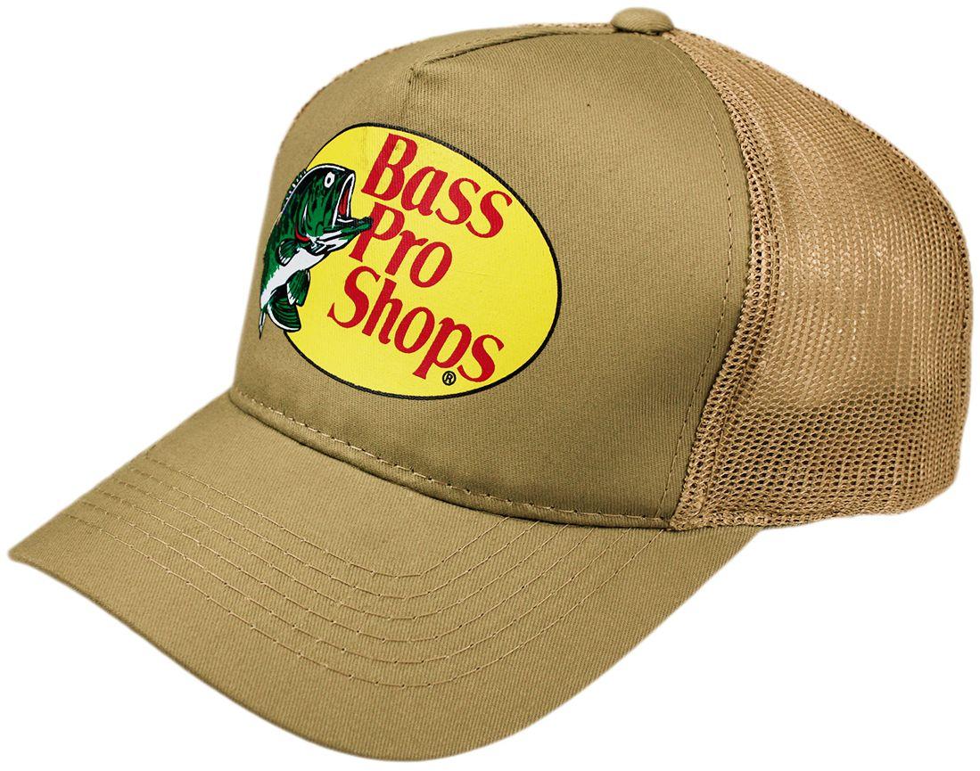 Boné Bass pro shops Bege Boné importado 338ffca64af