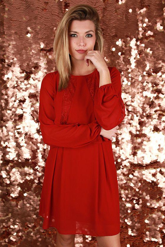 Night at the Symphony Dress Red | Symphony dress, Dresses ...