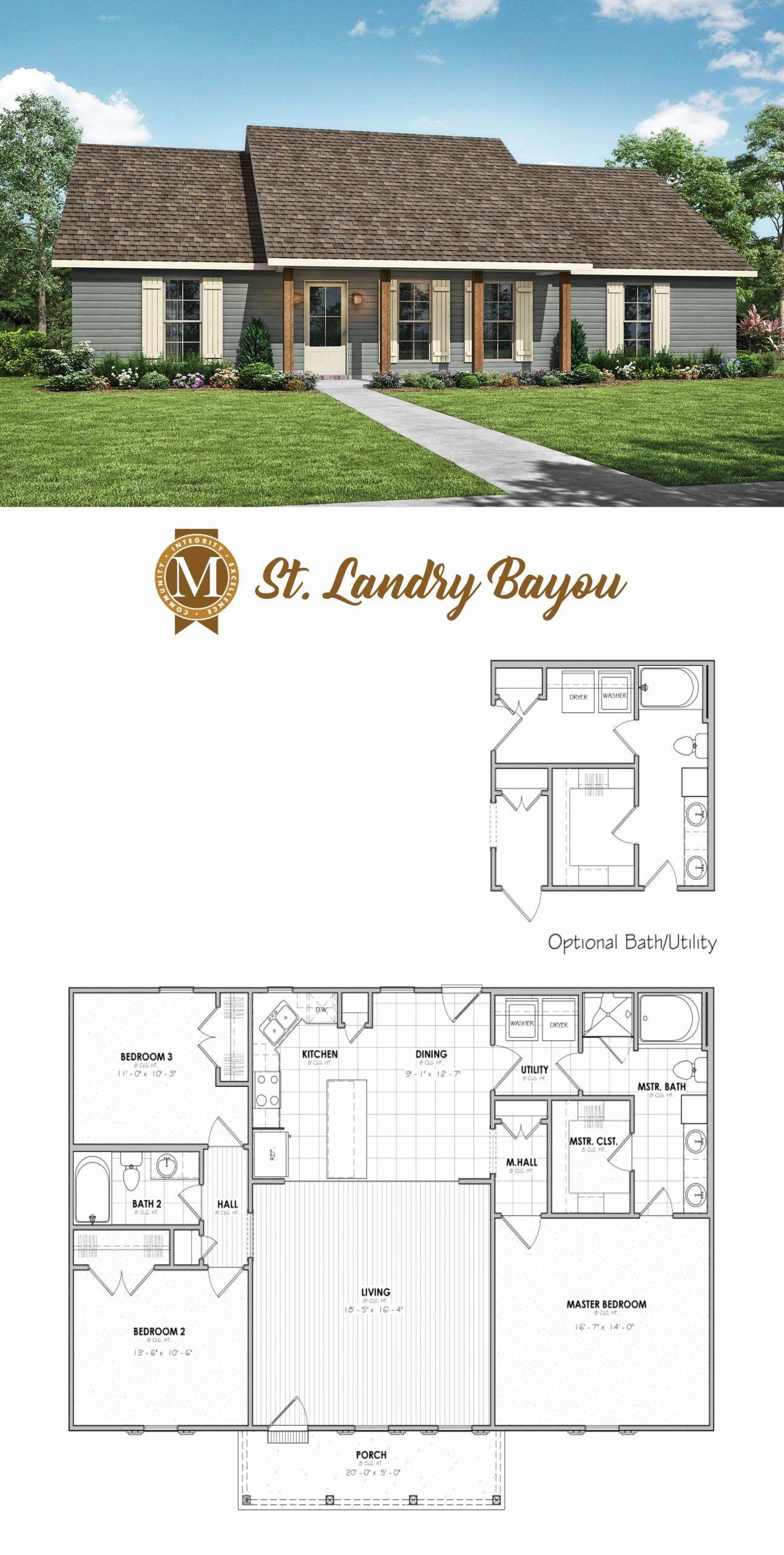 Louisiana Cottage House Plans Beautiful Living Sq Ft 1 500 Bedrooms 3 Baths 2 Lafayette Lake Evegra House Plans Farmhouse Small House Plans Dream House Plans