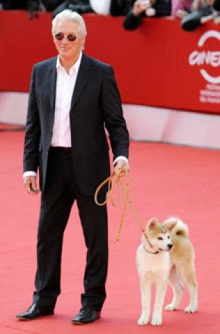 Celebs And Their Dogs