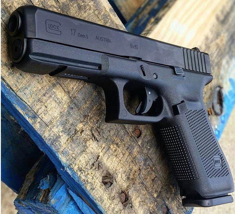 Glock 17 gen5 | Guns & Stuff | Hand guns, Guns, Weapons guns