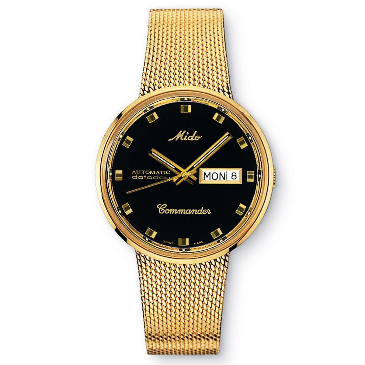 25e213a06a36 Sanborns en Internet - -Reloj Mido M842932813