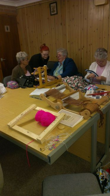 October | 2014 | Worstead Guild of Weavers, Spinners & Dyers